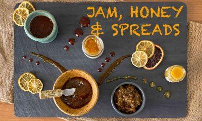 Jams, Honey, Spreads