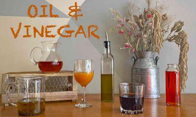 Oil, Vinegar, and Bitters