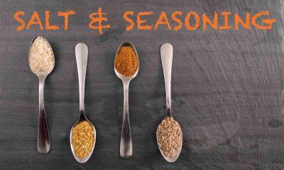 Salt & Seasoning